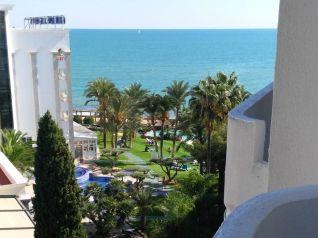 Apartamento en venta. Siituado en la playa de Las Fuentes.