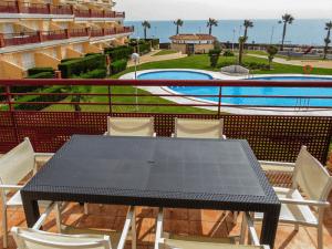 Apartamentos en primera línea de playa en Alcocéber