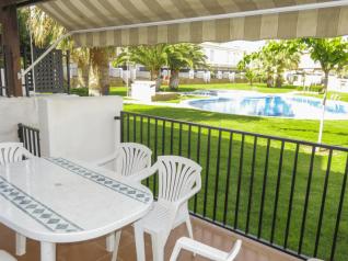 Venta de apartamento en playa del Moro, Alcocebre