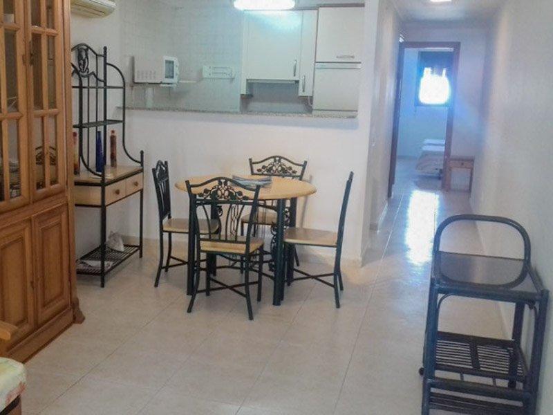 Apartamento a 50m. de Playa Cargador