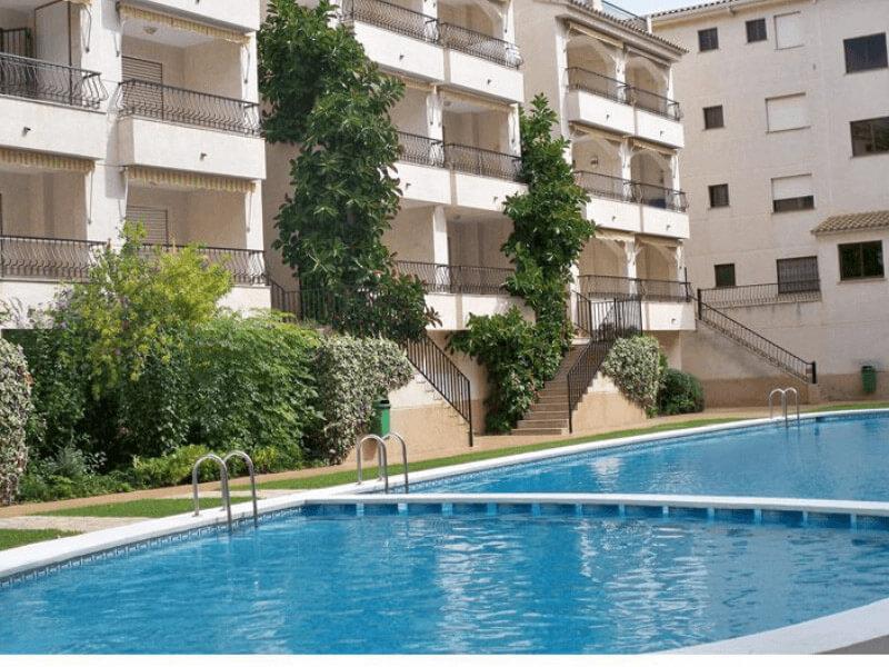 venta de apartamentos en Alcocéber 1 dormitorio