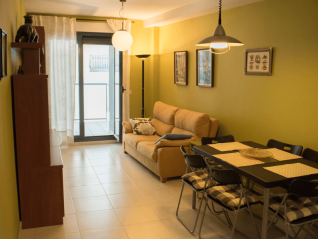 Apartamento a 50m. de Playa Cargador.